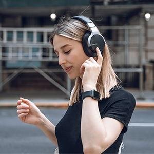 Casque Gaming Bluetooth Mixcder E7