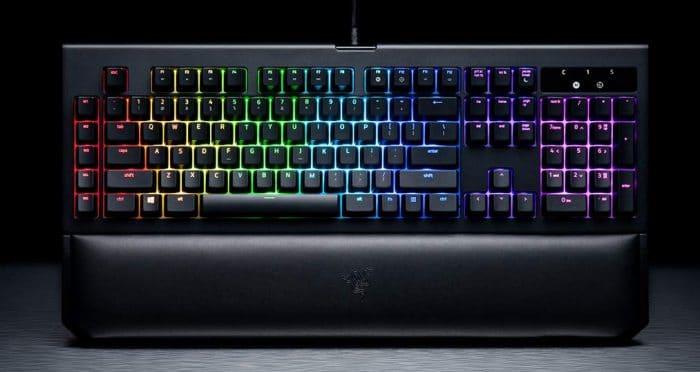 clavier gamer Razer Chroma V2