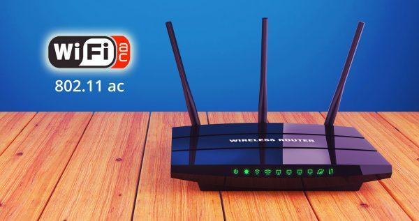 Routeur wifi 802.11AC