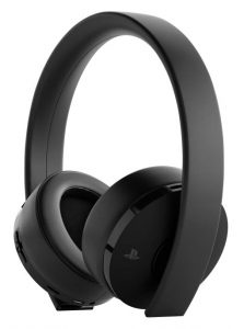 Casque gaming Sony Gold Edition Pour Ps4